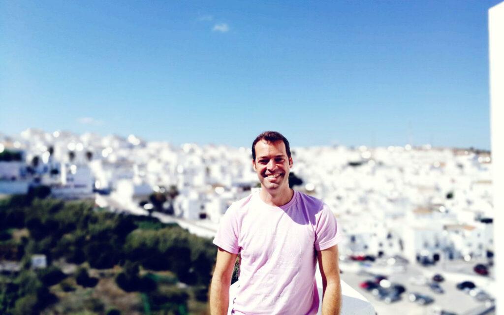 Entrevista a Alberto Rodway: «Si algún día dejamos el grupo de música montaremos un club de parapente o una tertulia flamenca»