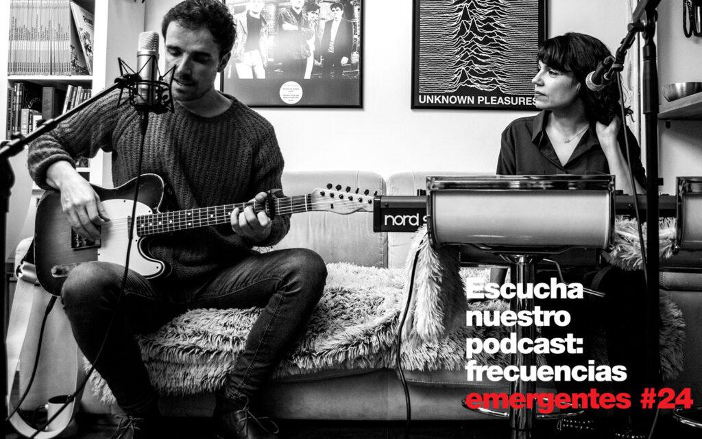 Podcast: frecuencias emergentes #24 - Leon Impala