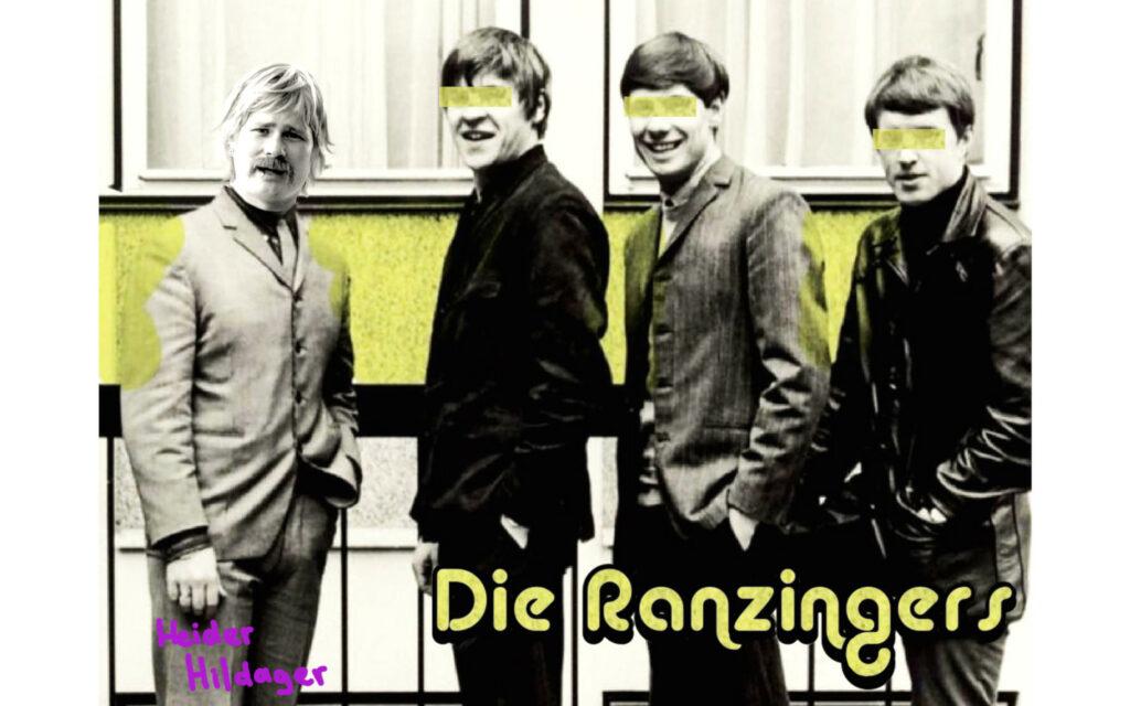 Die Ranzingers: cantante explota en horno microondas