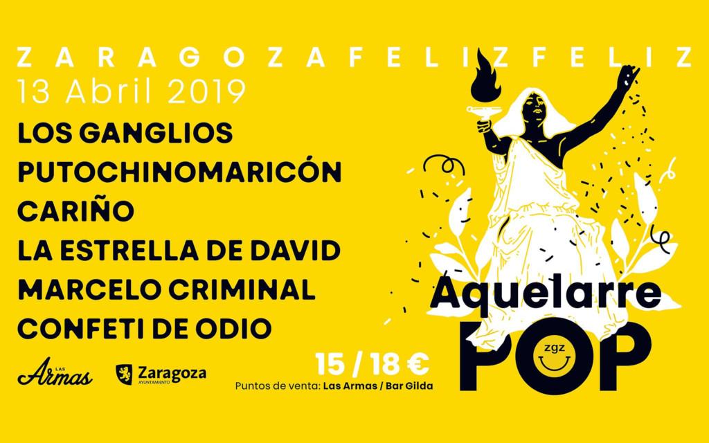 Aquelarre Pop: Zaragoza emergente
