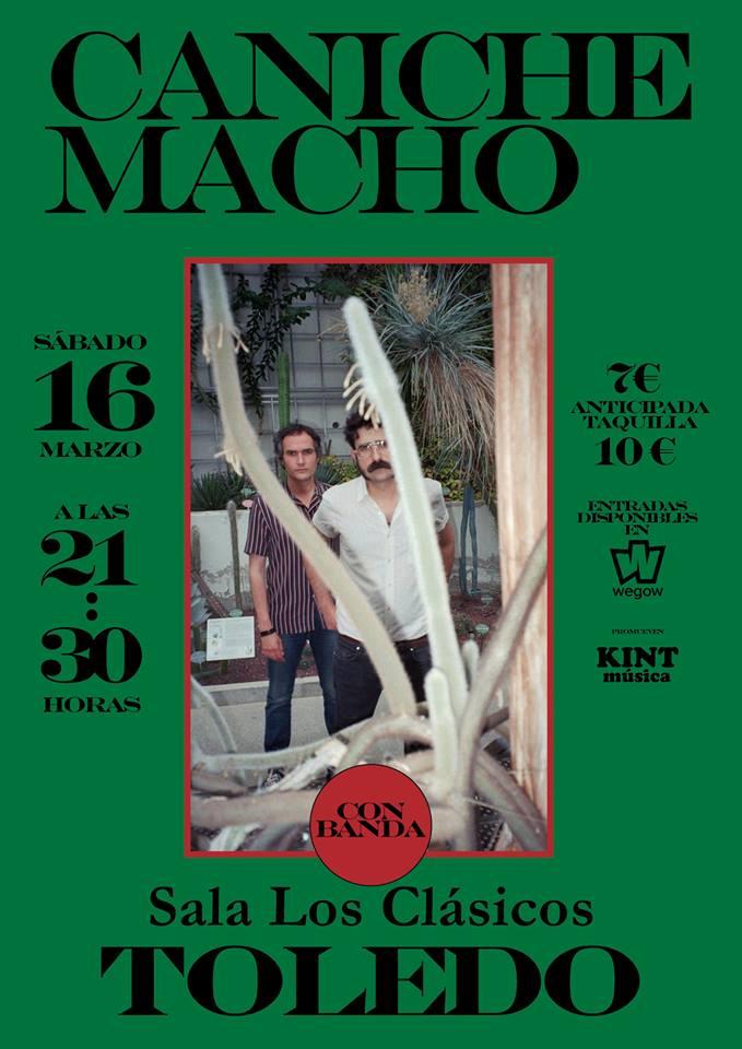 Caniche Macho - Los Clásicos