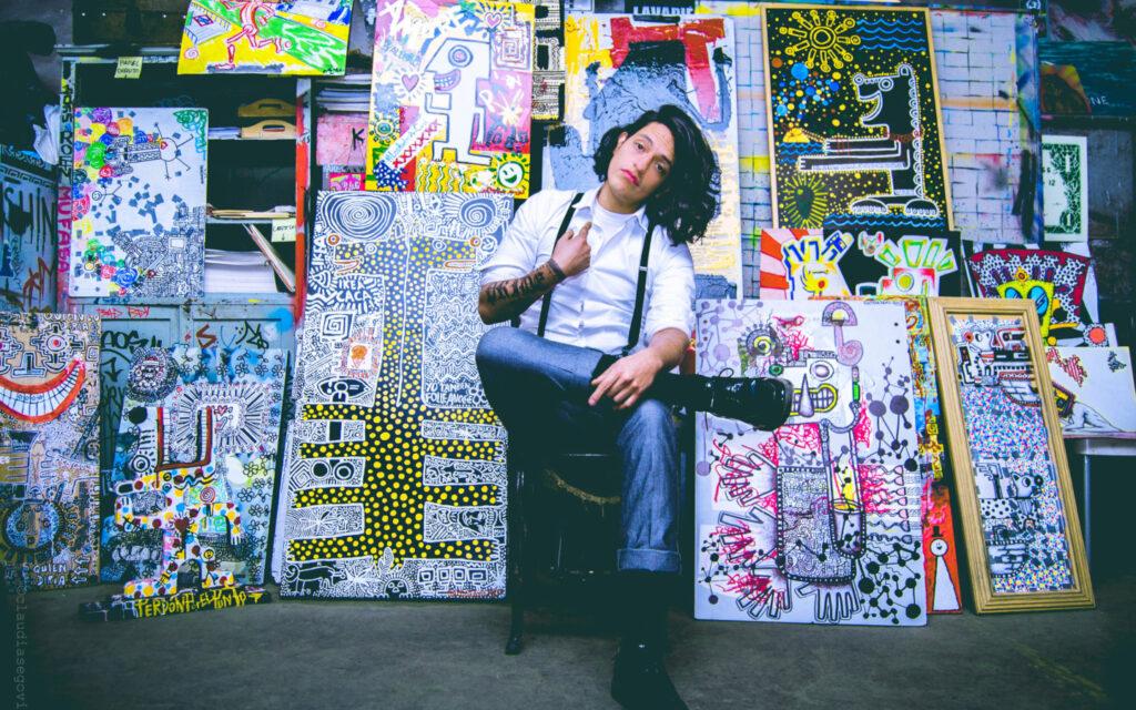 El pop andino de Guto Ajayu