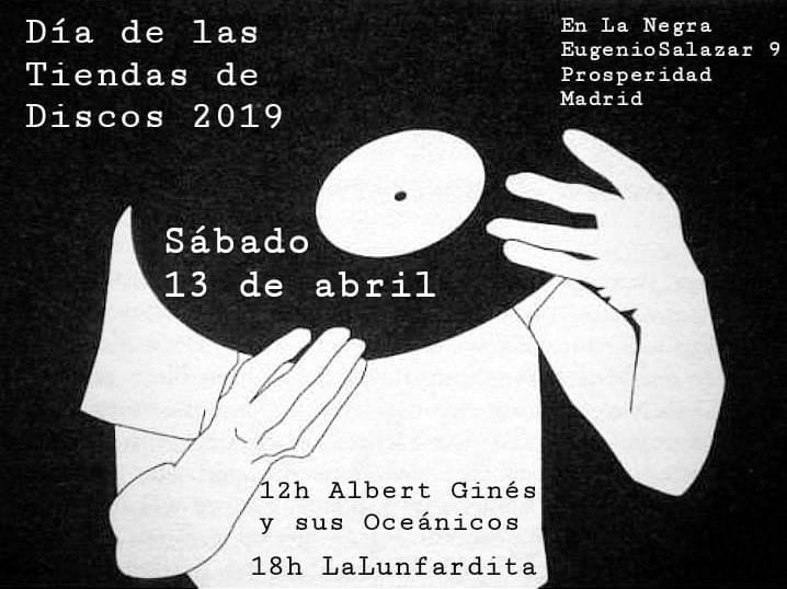 Record Store Day - La Negra