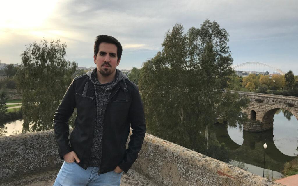 Más chulo que un ocho: Álvaro Madrigal, creador de Intrépida