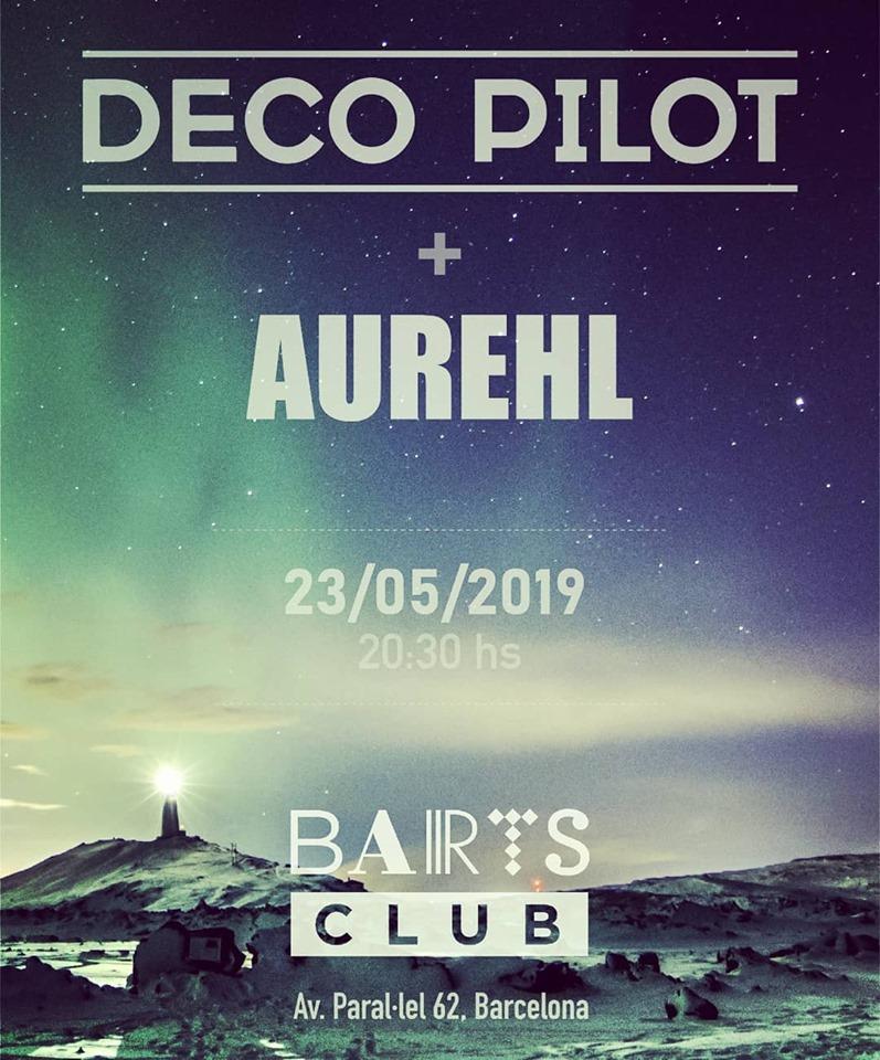 Deco Pilot + Aurehl