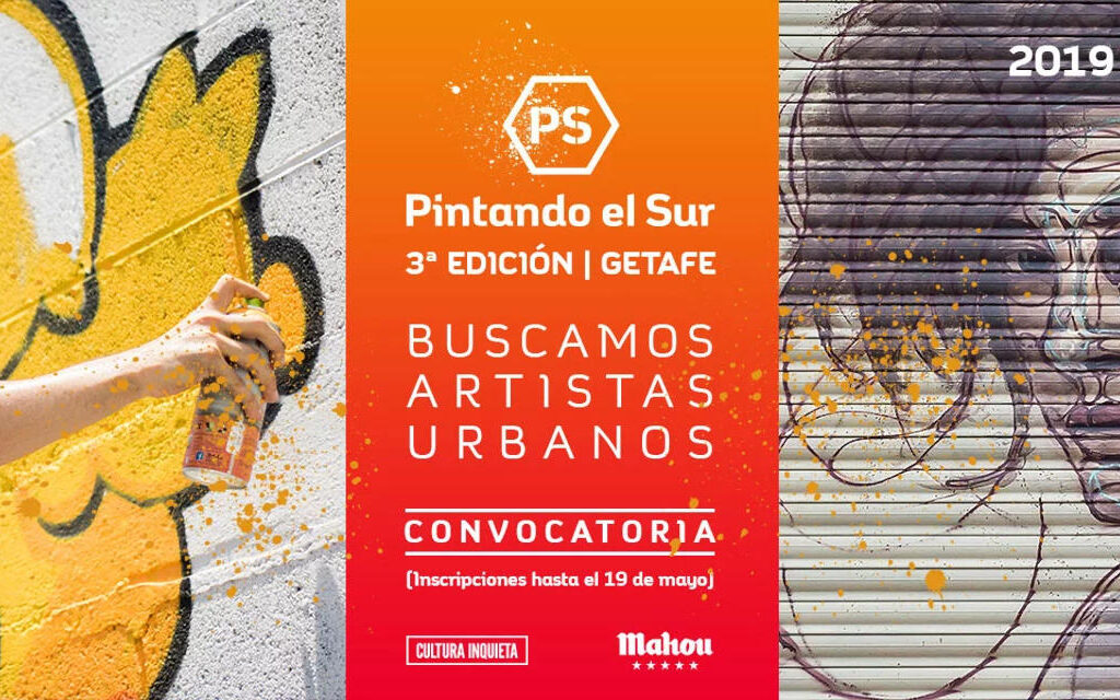¡Participa en la tercera edición de Pintando el Sur!