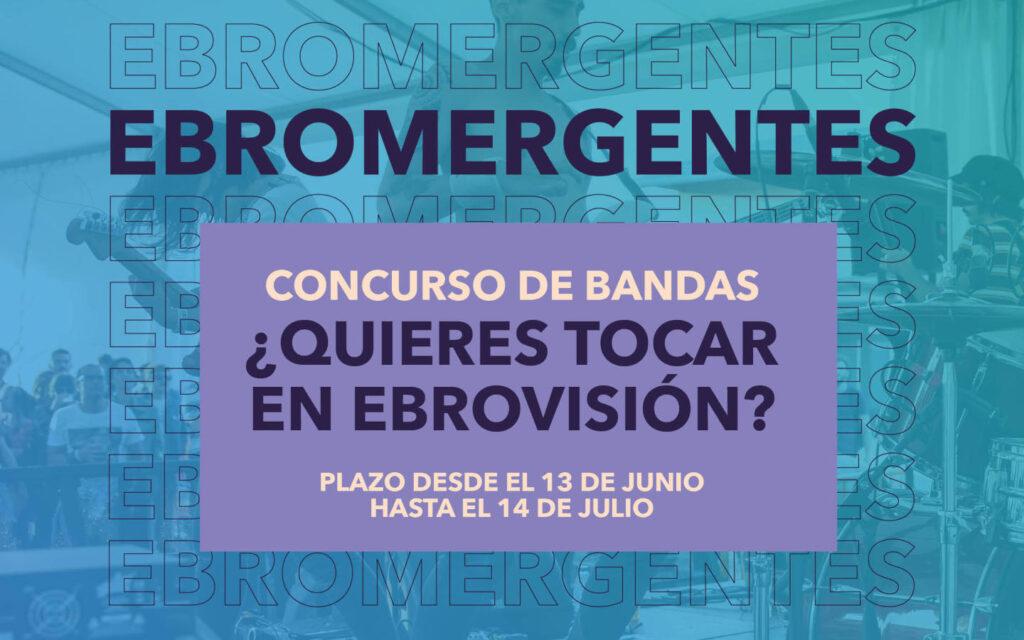 Convocatoria para Ebromergentes 2019