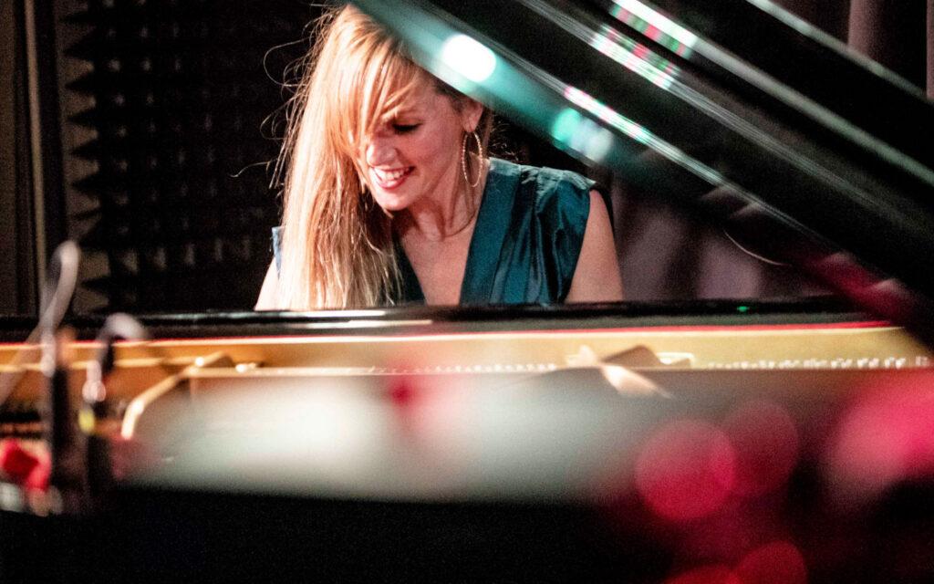 Descubrir el jazz de Lucía Rey