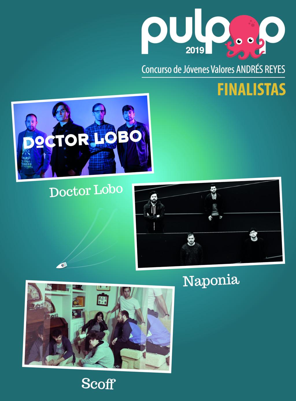 Pulpop 2019 - finalistas