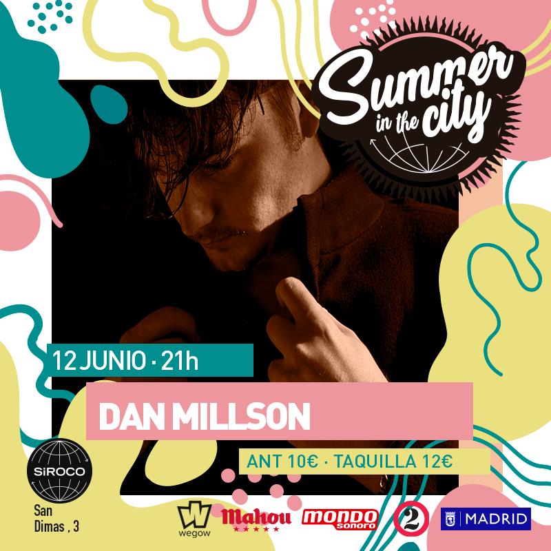 Summer in the City: Dan Millson