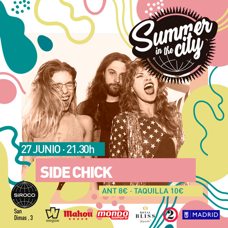 Summer in the City - Side Chick