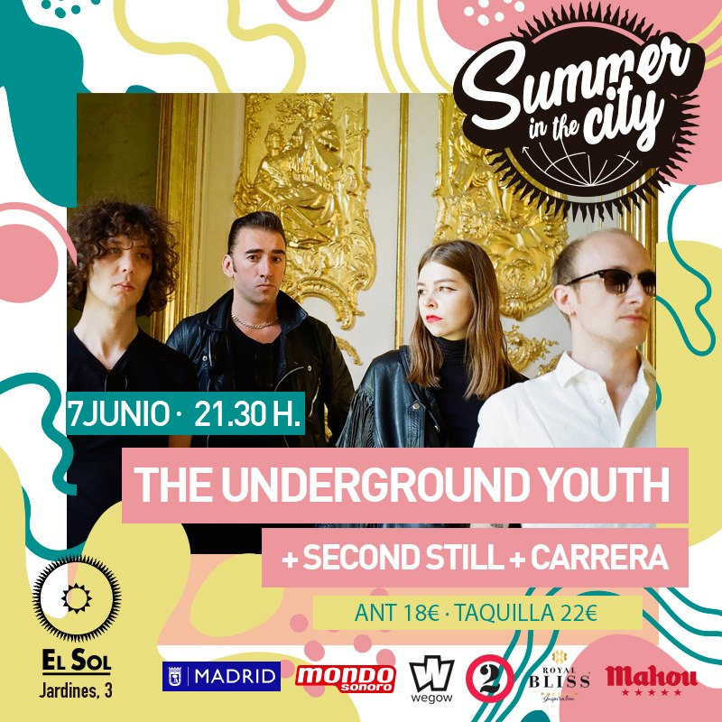 Summer in the City: The Underground Youth + Second Still