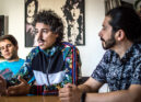 Zirconita: «El castellano nos ha ayudado a encontrar nuestro sitio»
