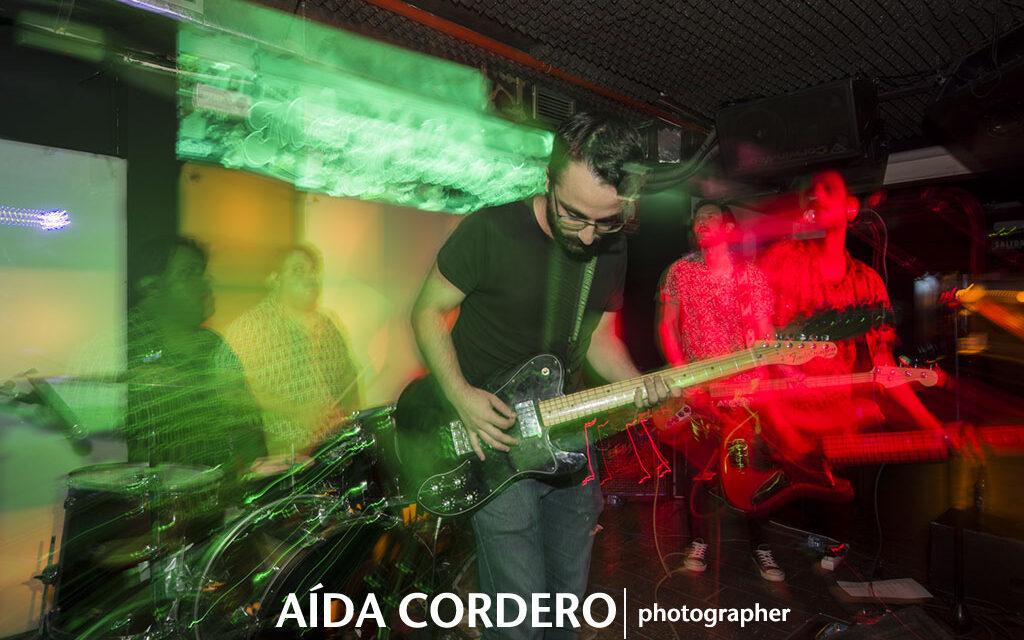 Arista Fiera - Fotografía: Aída Cordero