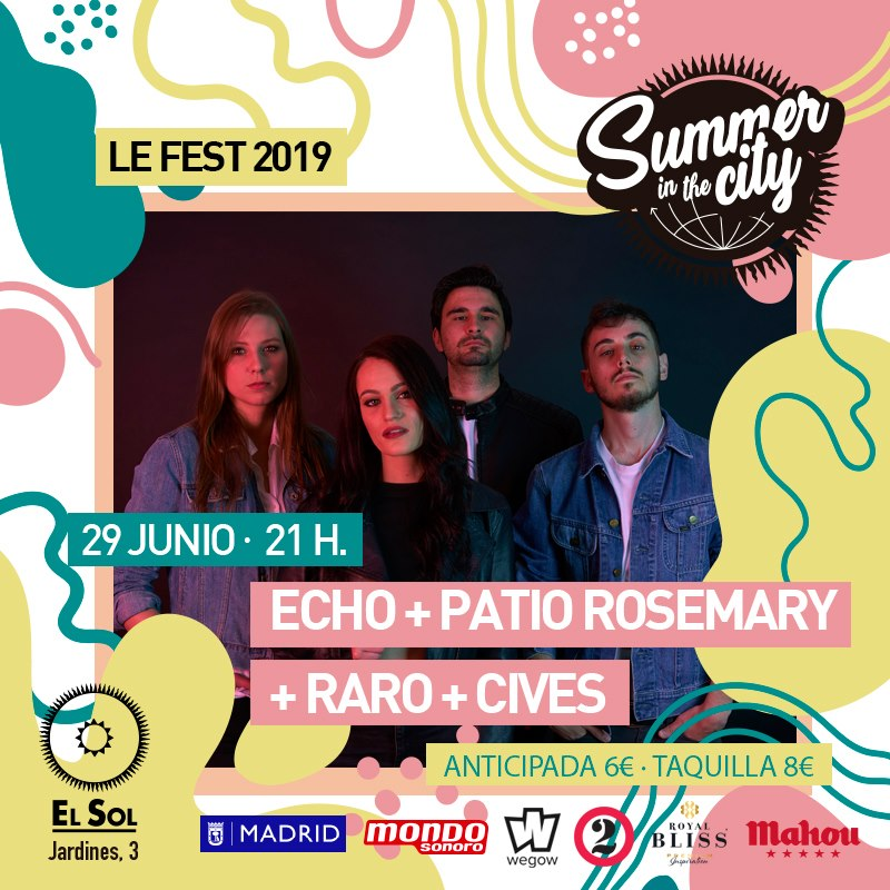Summer in the City: Le Fest 2019