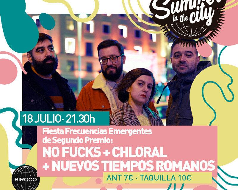 Summer in the City: Nuevos Tiempos Romanos
