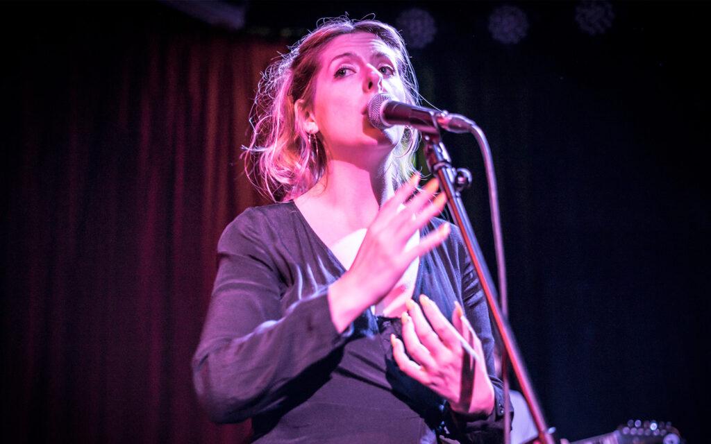 Molly Burch - Fotografía: Eva Sanabria