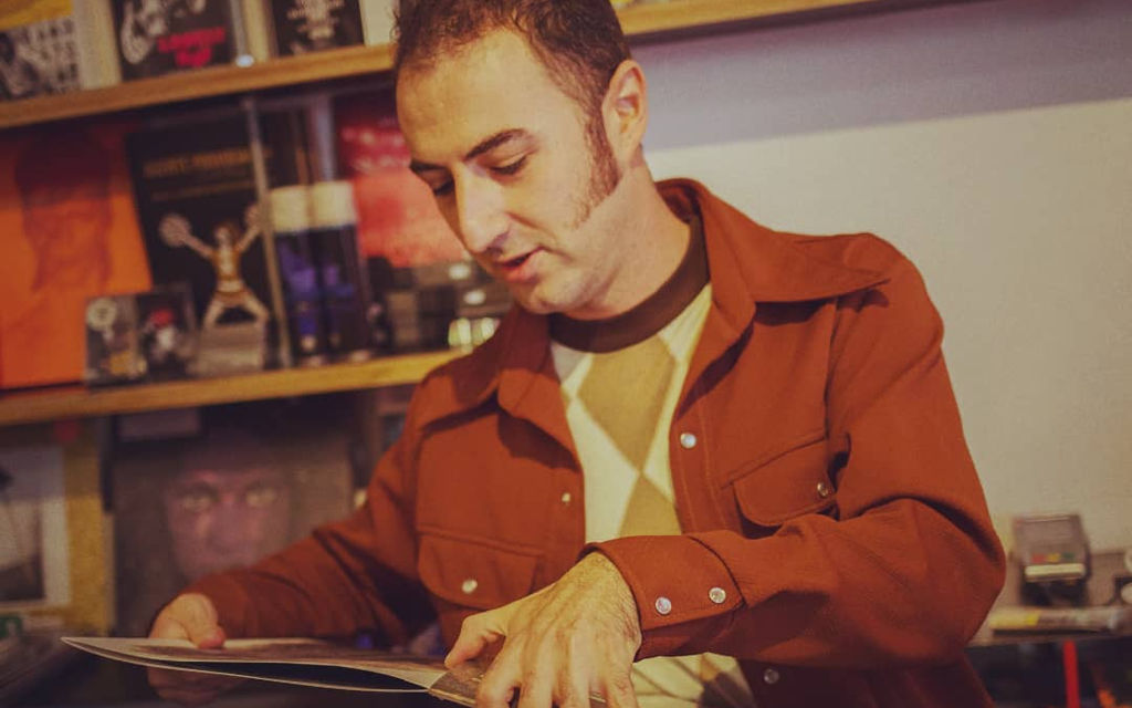 Más chulo que un ocho: Guillermo Fernández, promotor de Pretty Thing R&R Club
