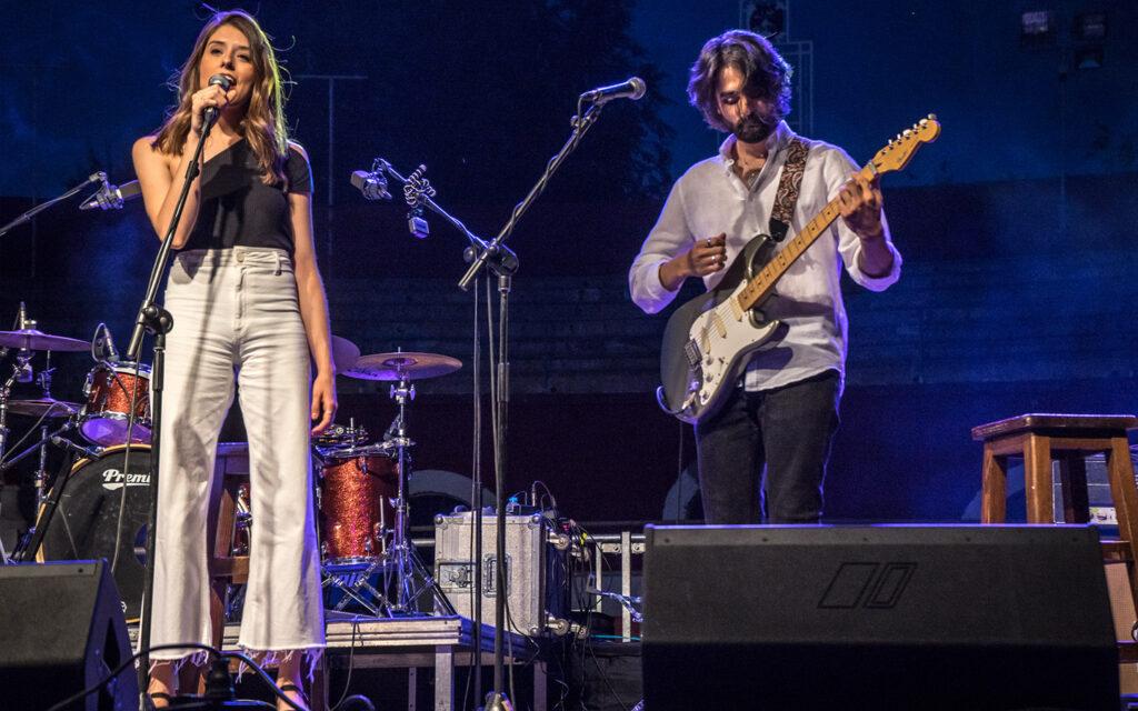 A Summer Night Fest! - Lucía Comino - Fotografía: Eva Sanabria