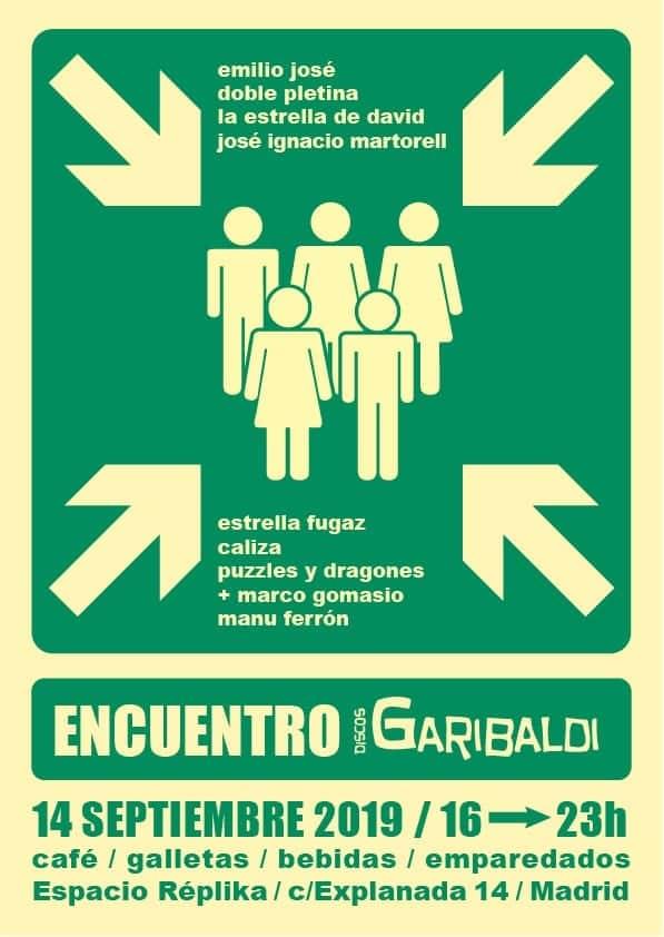 Discos Garibaldi