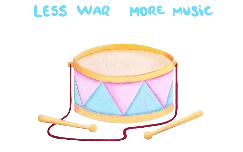 Menos guerra y más música, la propuesta de Discos Polo