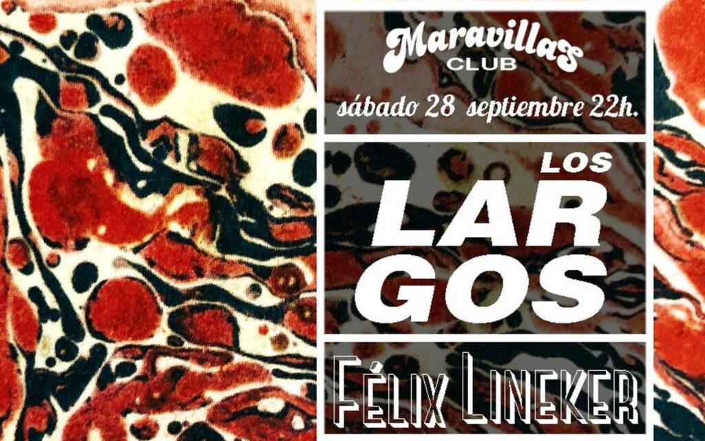 Los Largos y Félix Lineker darán forma a Madrid