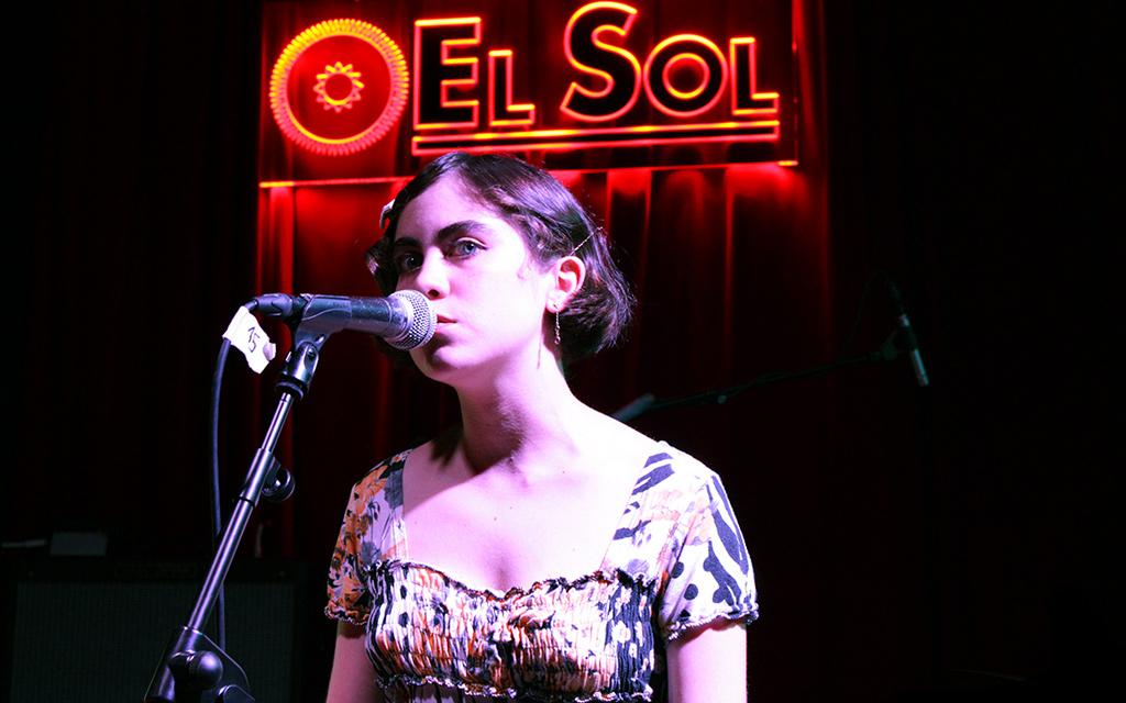 Rebeca- Fotografía: Pedro Andrade