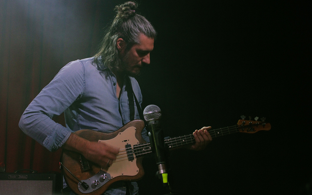 Rufus T. Firefly - Fotografía: Pedro Andrade