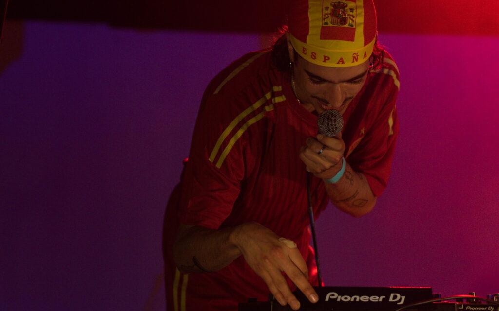 Alarido Mongólico - Fotografía: Diego Nistal