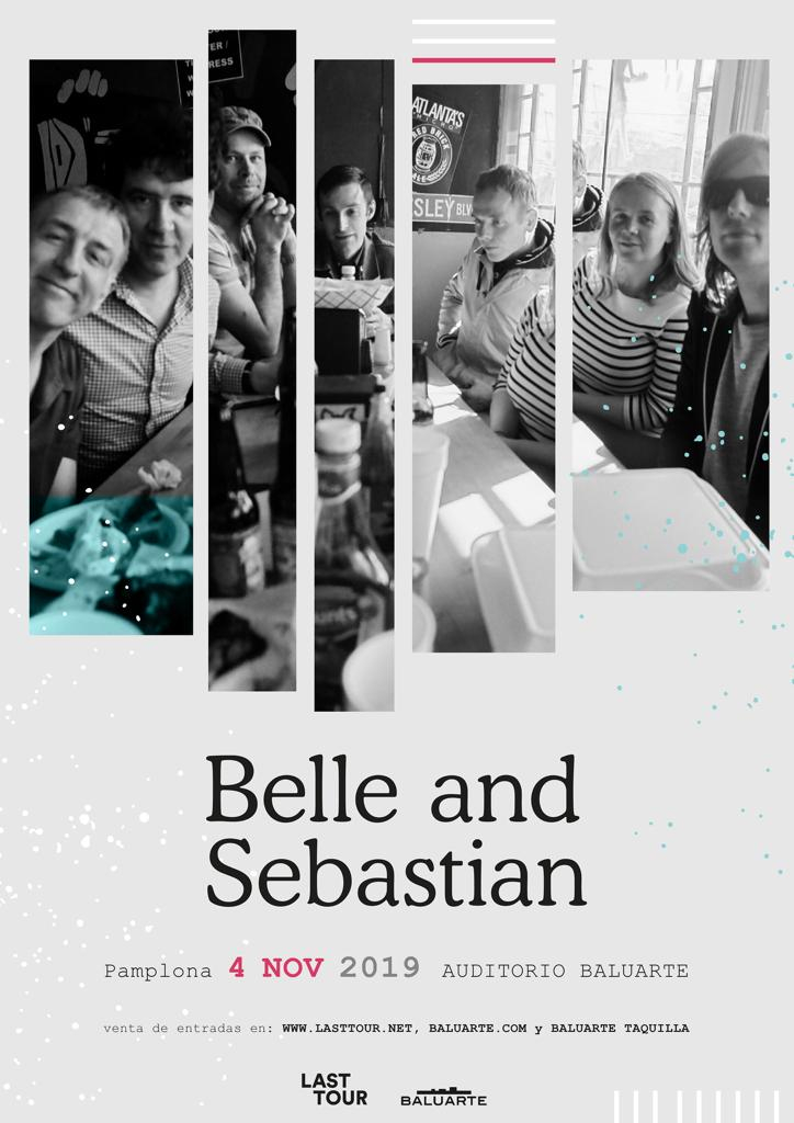 Belle and Sebastian + Primas Hermanas