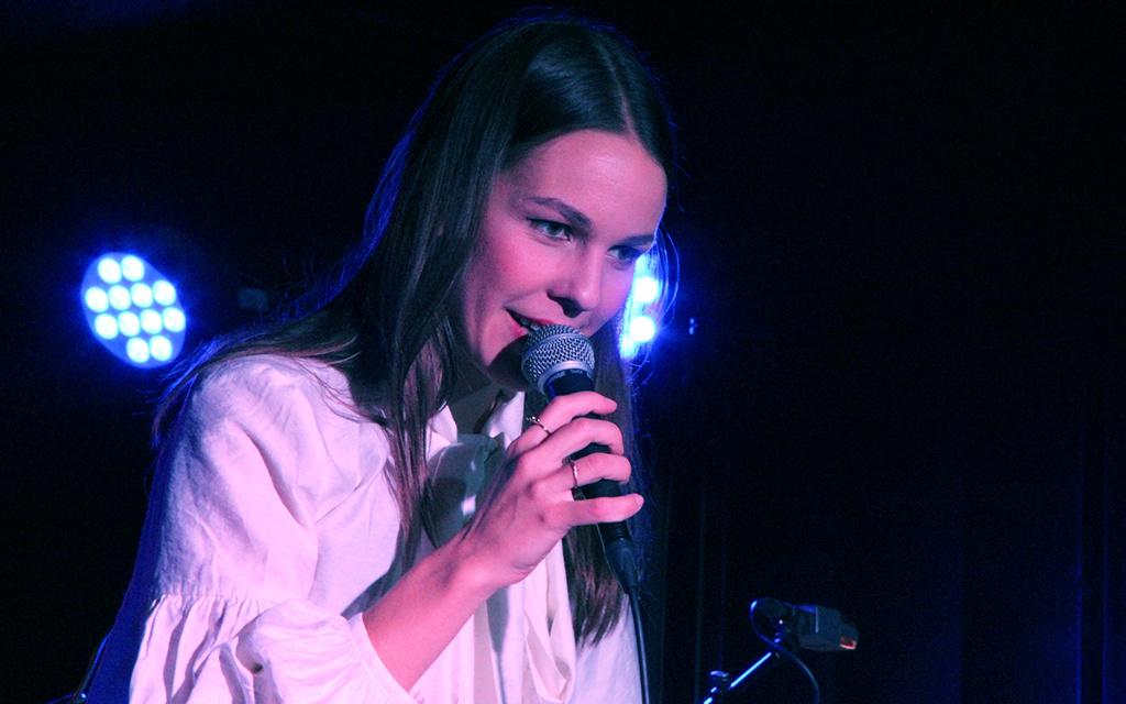 Isabella Lundgren - Fotografía: Pedro Andrade