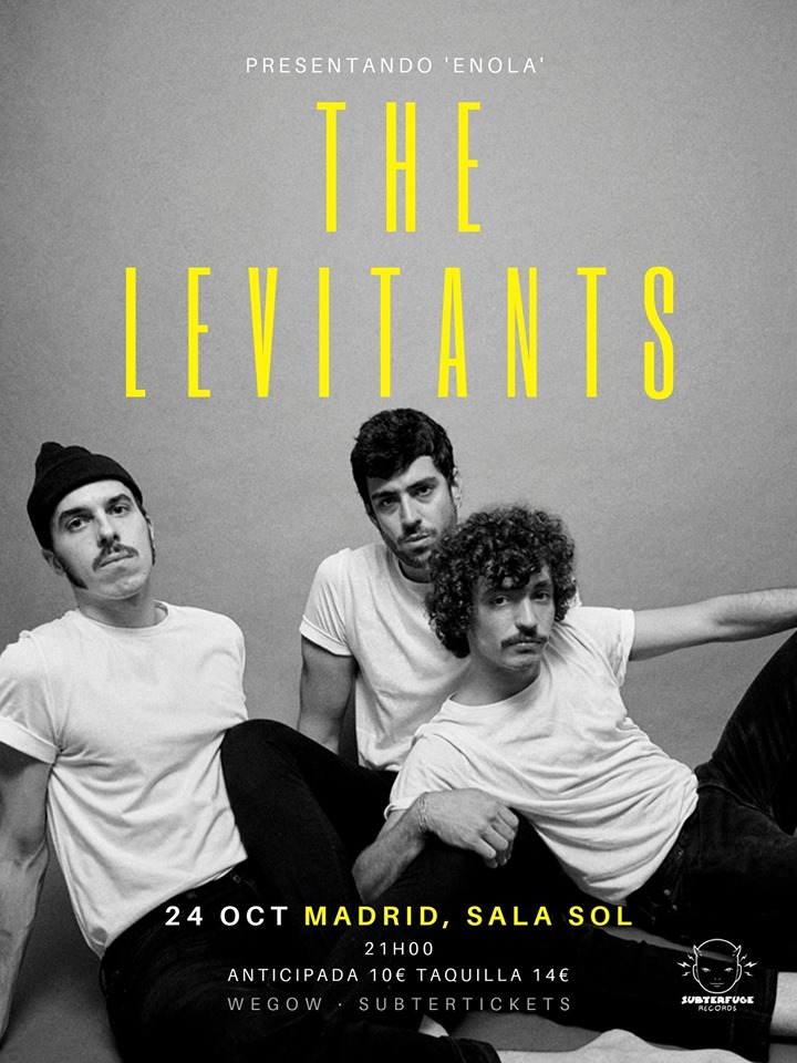 The Levitants - El Sol