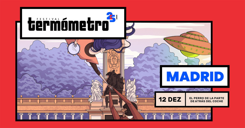 Festival Termómetro: Madrid