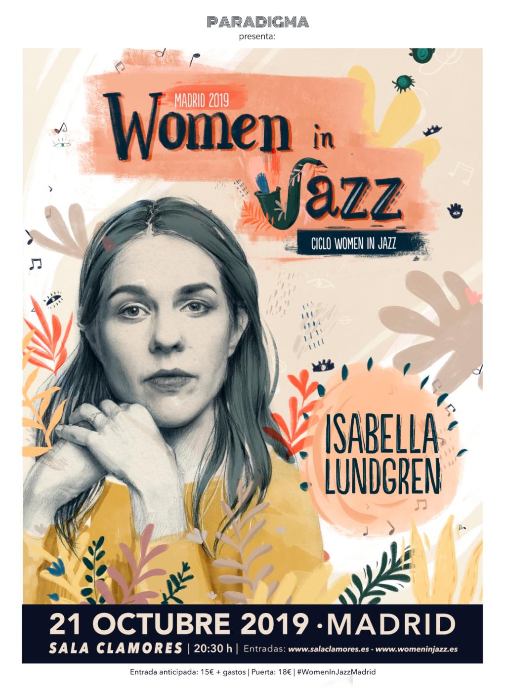 Women in Jazz: Isabella Lundgren