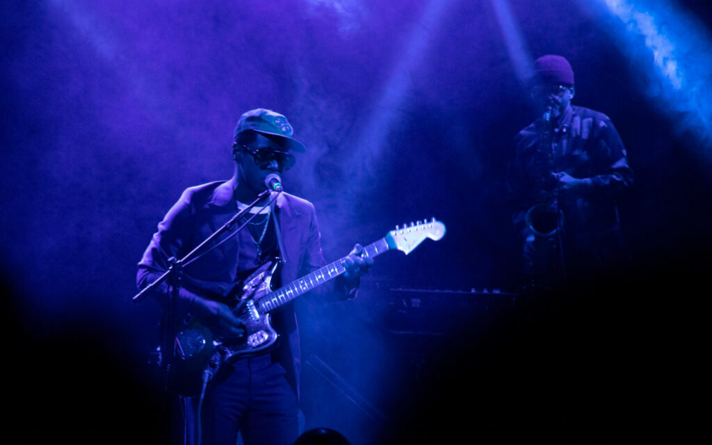 Curtis Harding - Fotografía: Pedro Andrade