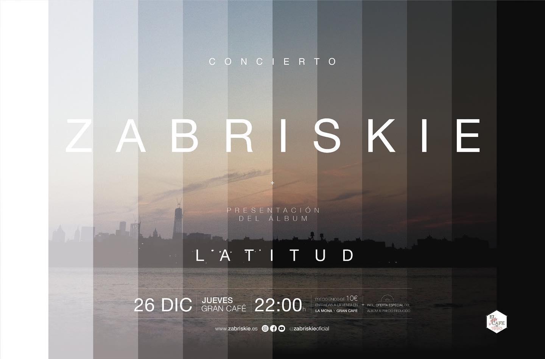 Zabriskie - El Gran Café
