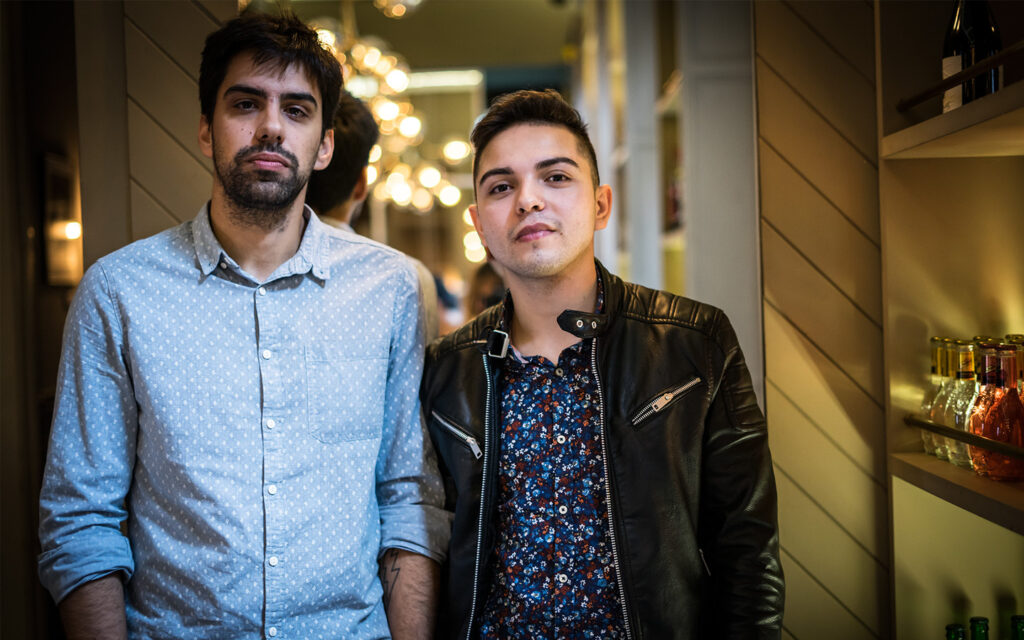 Quinto Elemento: «Tocamos canciones que tratan sobre la juventud»