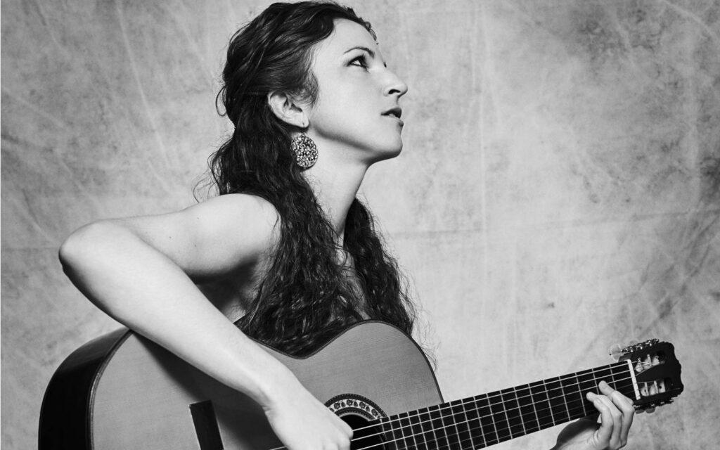 Kati Golenko y su flamenco americana
