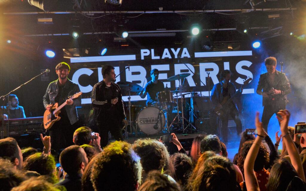 Playa Cuberris - Fotografía: Mercedes Sánchez