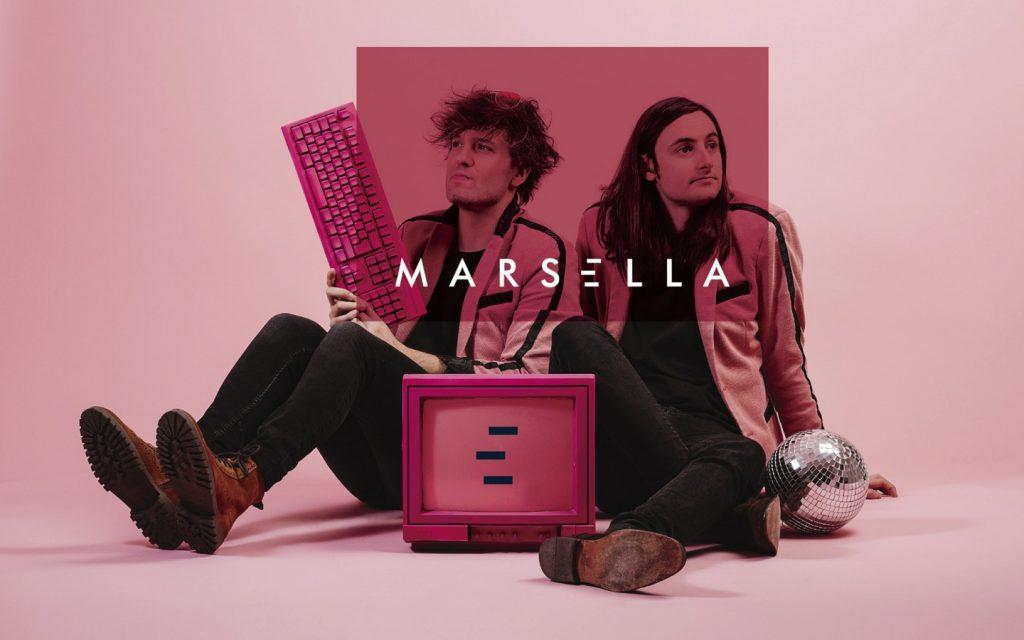 Marsella: «Nos han definido como una mezcla de The Killers y Fangoria»