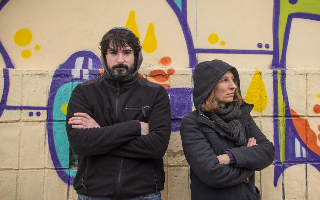 Perro Fantasma presenta «Diego y Karina»