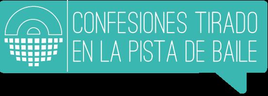 Confesiones tirado en la pista de baile