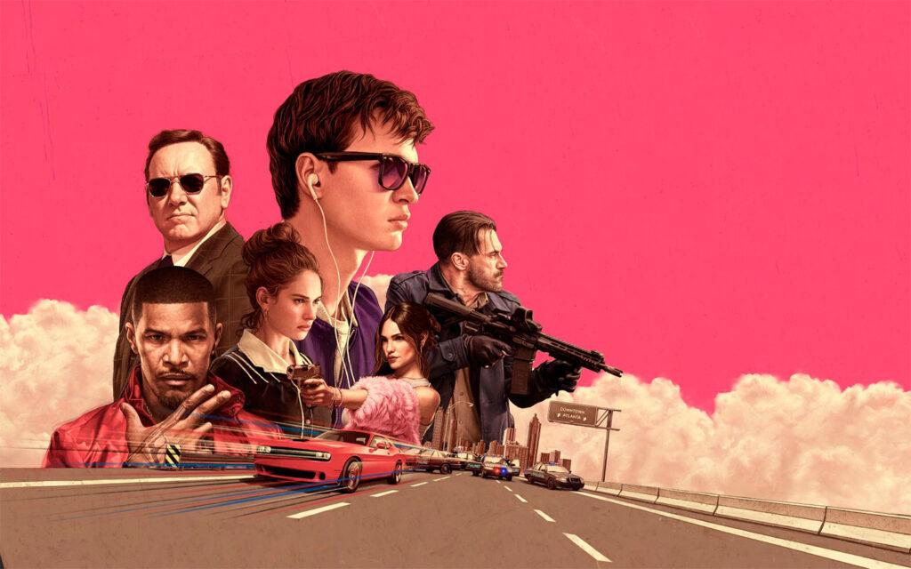 Baby Driver, una película para escuchar