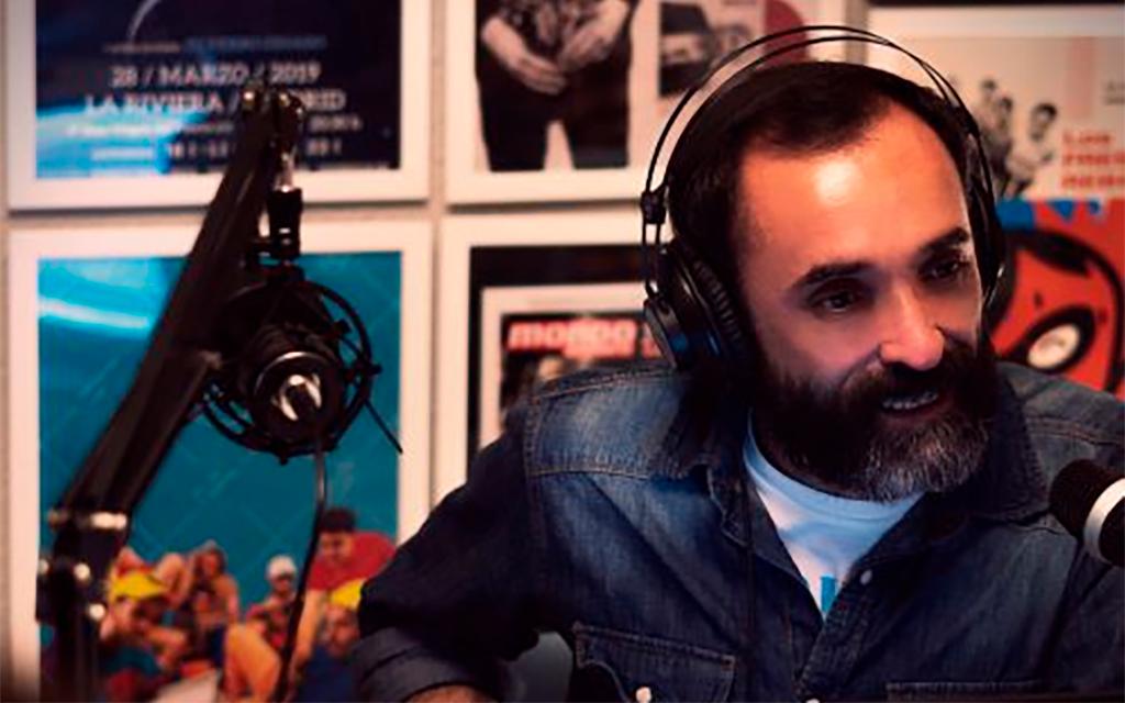 Más chulo que un ocho: Miguel Ángel Barquero, creador de Planeta Tentaciones Radio Show