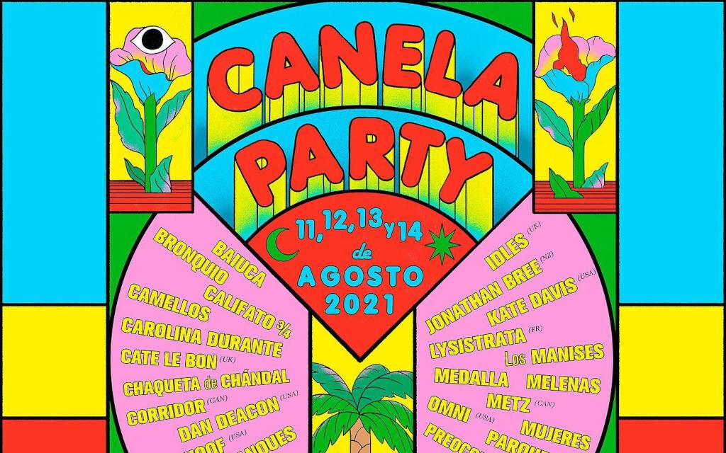 Canela Party 2021: nuevos nombres y abonos
