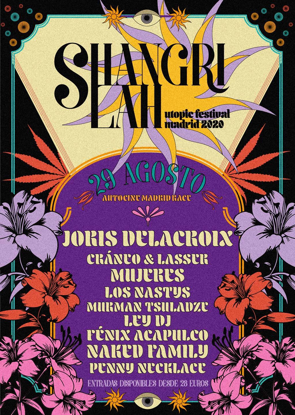 Shangri-Lah 2020