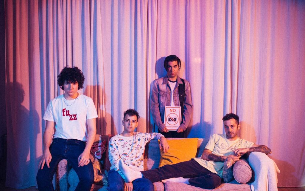 TLTXT presenta «Visión túnel», el primer sencillo de su disco de debut