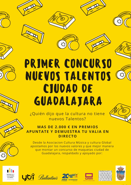 Nuevos Talentos Ciudad de Guadalajara