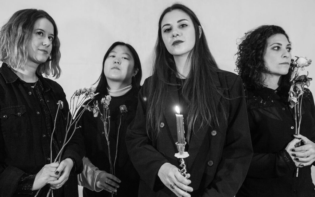 #Pitote2021: Ghum, post-punk global desde Londres