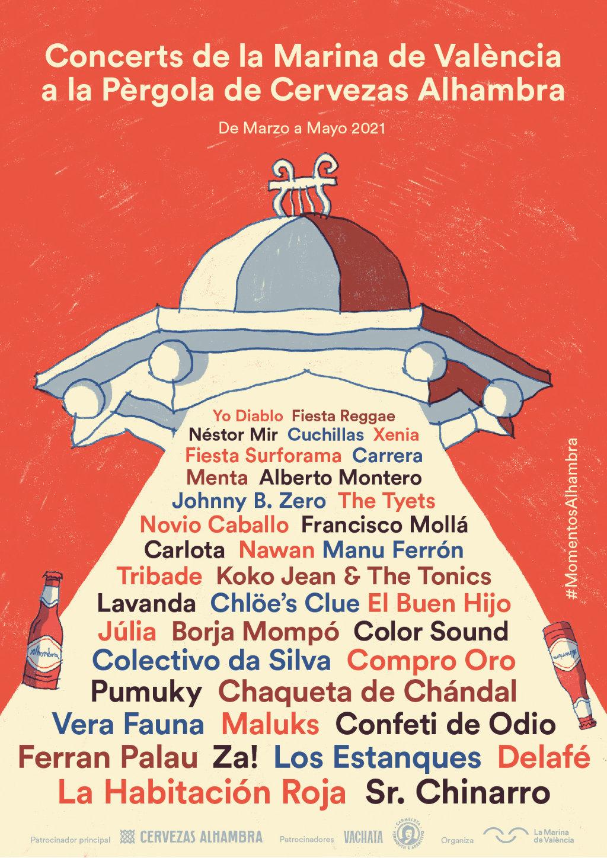 Concerts de la Marina de València